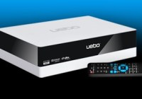 Uebo M200 HD Media Player with WiFi