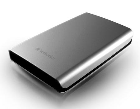 Verbatim Big Evo USB 3.0 Portable Store 'n' Go Hard Drive silver