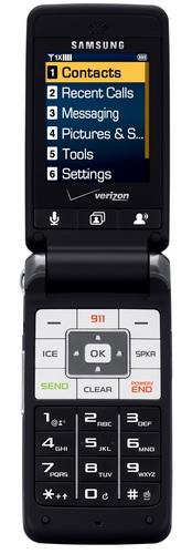 Verizon Samsung Haven Mobile Phone