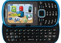Verizon Samsung Intensity II Messsaging Phone with QWERTY