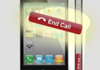 iPhone 4 End Call Sticker helps solve antenna problem