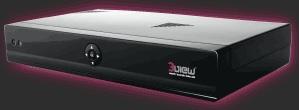 3view HD Digital TV Recorder - hybrid IPTV and DVB-T2 settop box