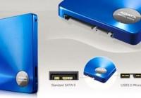 A-DATA N004 USB 3.0 SATA II Dual-Interface SSD