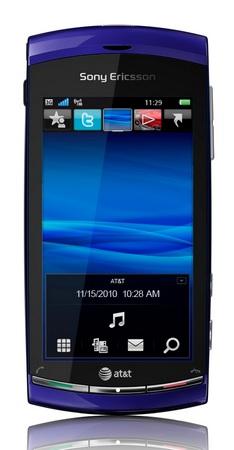 AT&T Sony Ericsson Vivaz