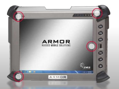 Armor X10gx Rugged Tablet PC