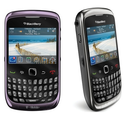 BlackBerry Curve 3G 9300 Smartphone Announced