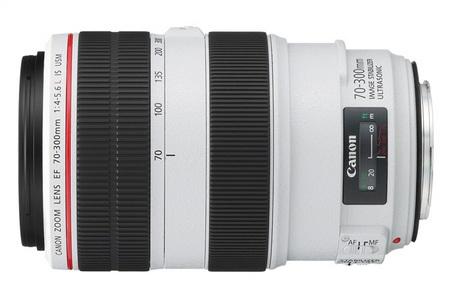 Canon EF 70-300mm f4-5.6L IS USM lens