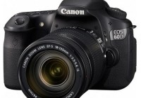 Canon EOS 60D Digital SLR Camera