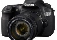 Canon EOS 60D Digital SLR Camera