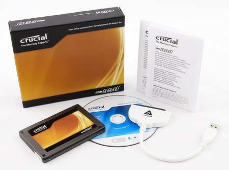 Crucial RealSSD C300 with Data Transfer Kit
