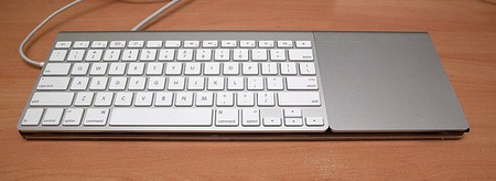 DIYer turns MacBook Air into Keyboard Mac front