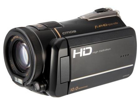 DXG DXG-A85V Pro Gear HD camcorder.