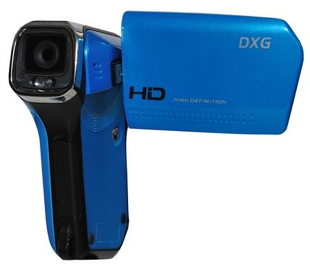 DXG QuickShots DXG-5B6V 720p HD Camcorder front