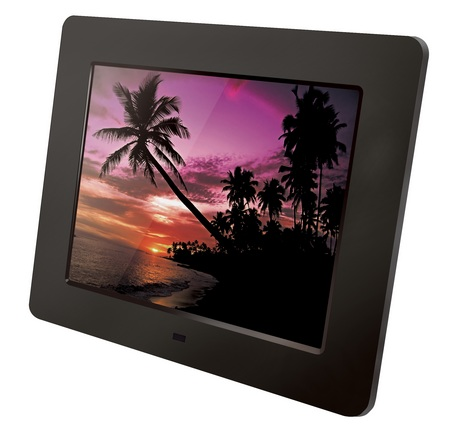 Exemode PF-8052 8-inch Digital Photo Frame