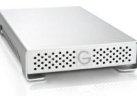 G-Technology G-DRIVE mini Portable Hard Drive
