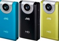 JVC PICSIO GC-FM2 Full HD Pocket Camcorder