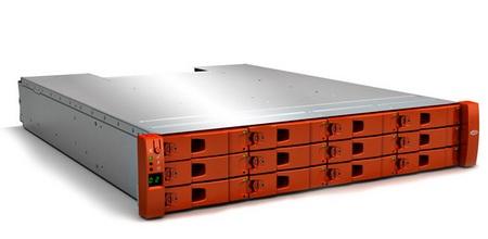 LaCie 12big Rack Fibre 8 Fibre Channel Storage Solution 1