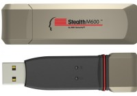 MXI Security Stealth M600 Encrypted USB Flash Drive with CESG CAPS Certification