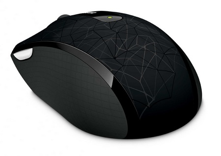 Microsoft Wireless Mobile Mouse 4000 Studio Series Cosmic
