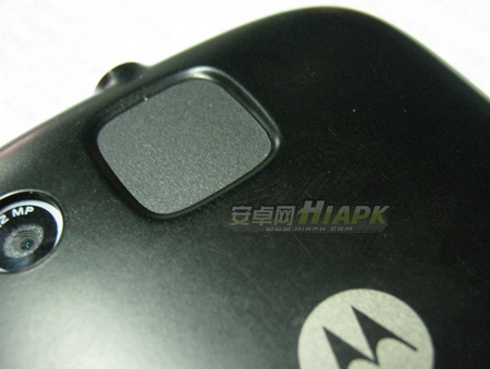 Motorola XT300 Android QWERTY Slider touchpad