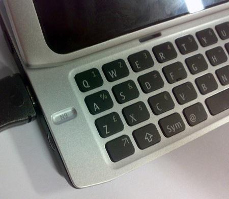 Nokia N9 Leaked n9 logo