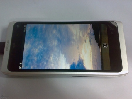 Nokia N9 Leaked screen