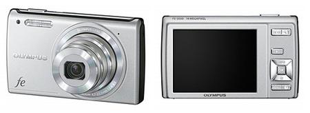 Olympus FE-5050 Digital Camera silver