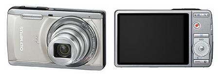 Olympus mju-7050 Digital Camera silver