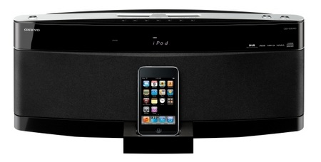 Onkyo CBX-600UKD All-in-one Audio System with iPod Dock