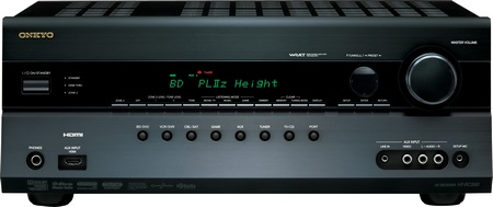 Onkyo HT-RC260 Home Theater Receiver