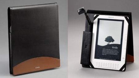 Periscope Flip Cover+Light for Amazon Kindle DX