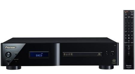 Pioneer Elite G-Clef PD-D6MK2 CD SACD Player