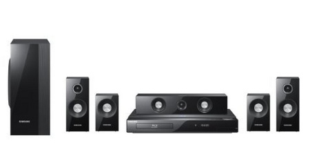 Samsung HT-C6600 3D Blu-Ray Home Theater System
