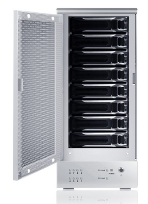 SansDigital TowerRAID TR8XP RAID 5 Storage System