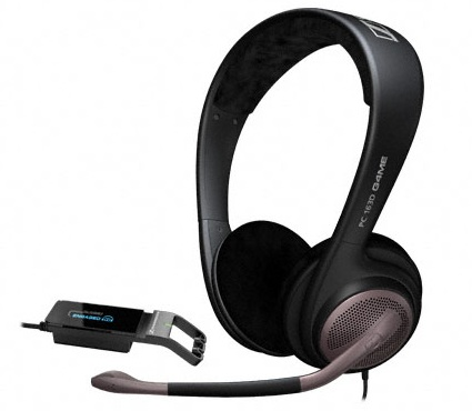Sennheiser PC 163D PC Gaming Headset
