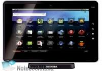 Toshiba Tablet Folio 100 runs Android 2.2 with Tegra 2