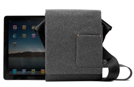 booq Boa Push iPad Bag packs all your necessities