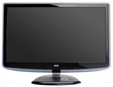 AOC e2240Vwa and e2440Vwa LED-Backlit LCD Displays