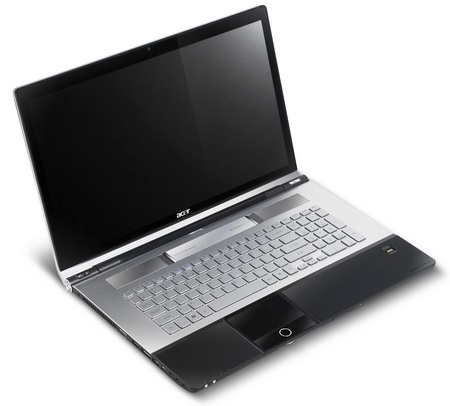 Acer Aspire AS8943G-9319 and AS8943G-9429 Notebooks with 2GB Radeon 5850 Graphics Card 1