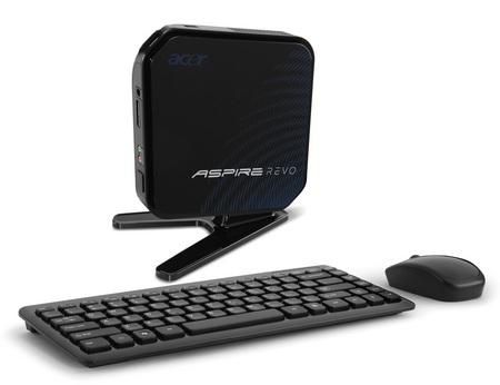 Acer AspireRevo AR3700-U3002 Nettop