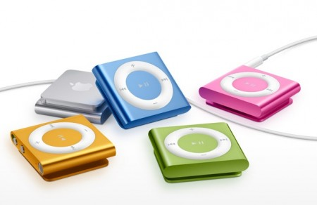 Apple iPod shuffle 4G gets buttons back 1