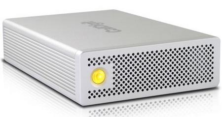 CalDigit AV Drive USB 3.0 Hard Drive for Mac
