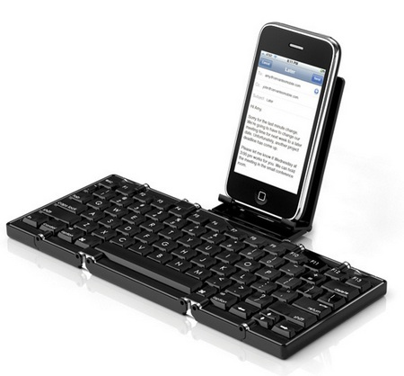 Cervantes Mobile Jorno Folding Bluetooth Keyboard 1