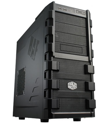 Cooler Master HAF 912 and HAF 912 Plus Mid Tower Chassis