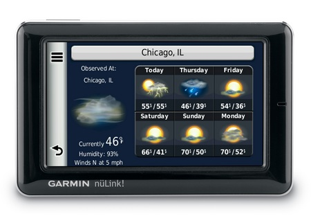 Garmin nuLink 1695 Portable Navigation Device