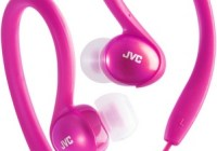 JVC HA-EBX5 in-ear headphones