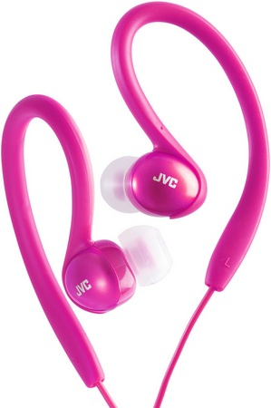 JVC HA-EBX5 in-ear headphones