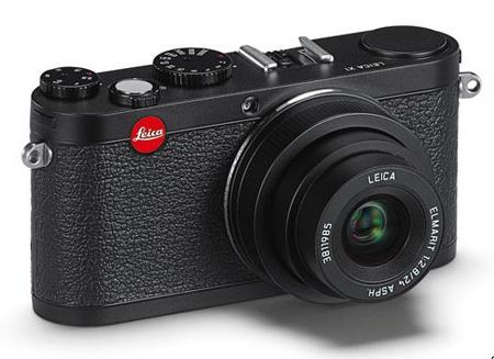 Leica X1 Black 1