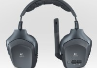 Logitech Wireless Headset F540 Connects to three audio devices 1