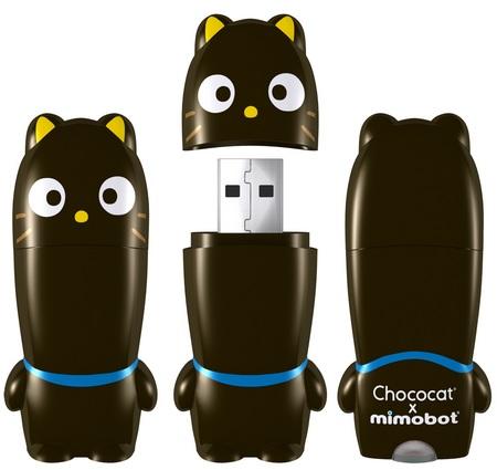 Mimoco MIMOBOT Chococat USB Flash Drives